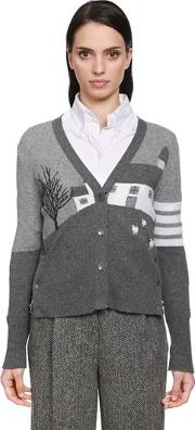 Grey House Cashmere Knit Cardigan