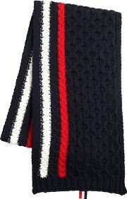 Merino Wool Cable Knit Scarf