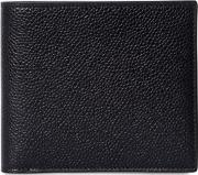 Pebbled Leather Classic Wallet
