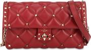 Candy Leather Clutch