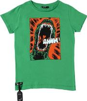 Dino Jersey T Shirt W Acoustic Device