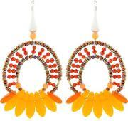 Mistinguett Beaded Earrings