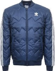 Adidas Superstar Quilted Jacket
