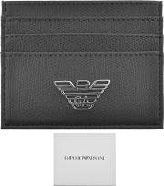 Emporio  Leather Card Holder
