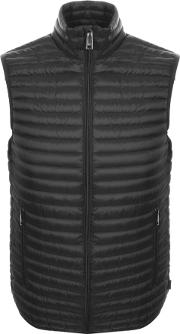 Emporio  Quilted Gilet