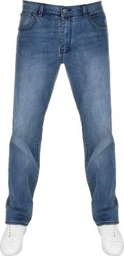 J15 Relaxed Straight Jeans