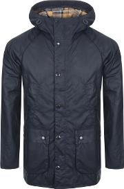 Bedale Hooded Wax Jacket