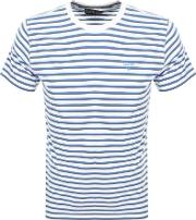 Crane Stripe T Shirt