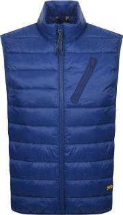 Quilted Brake Gilet