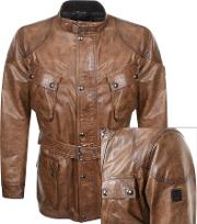 Trailmaster Panther Leather Jacket