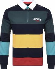 Rugby Polo T Shirt