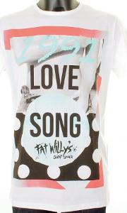 Fat Willys Love Song T Shirt