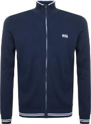 Boss Green Full Zip Zomex Knit Jumper
