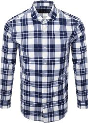 Boss Hugo Boss Long Sleeved Jason Check Shirt