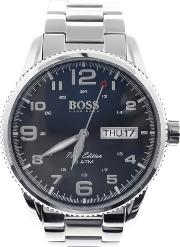 Hugo Boss Black 1513329 Pilot Vintage Watch