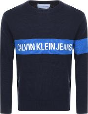 Jeans Institutional Knit Jumper
