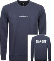 All Star Logo Sweatshirt