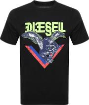 T Diego A4 Short Sleeved T Shirt
