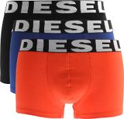 Underwear Shawn 3 Pack Boxer Shorts