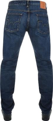 E Classic Regular Tapered Jeans