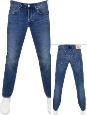 Ed55 Regular Tapered Jeans