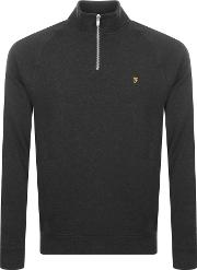Jim Half Zip Sweatshirt