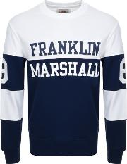 Franklin Marshall Logo Sweatshirt