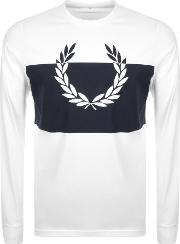 Long Sleeved Logo T Shirt