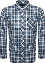 Long Sleeved Tartan Shirt