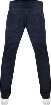Raw 3301 Tapered Jeans