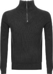 Raw Omohundro Turtle Neck Knit Jumper