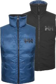 Active Puffy Reversible Gilet