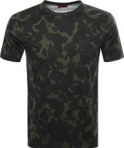 By  Boss Durned Camo T Shirt