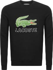 Large Crocodile Cn Sweatshirt