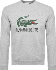 Large Crocodile Sweatshirt