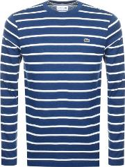 Long Sleeve Stripe T Shirt