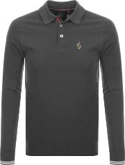 1977 Long Sleeved Mead Polo T Shirt