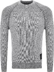 1977 Plated Knit Jumper