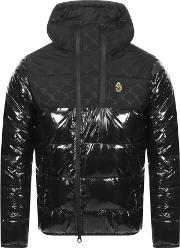 1977 Quilted Hooded Jacket