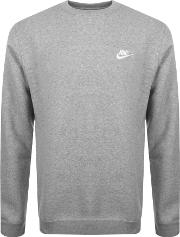 Crew Neck Club Sweatshirt
