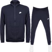 Standard Fit Tracksuit