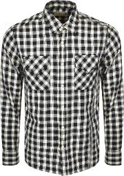 Jeans Long Sleeved Jonis Check Shirt