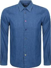 Ps By  Long Sleeved Denim Shirt