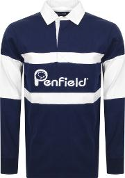 Cass Rugby Polo T Shirt