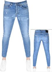 Windsor Crop Candy Jeans