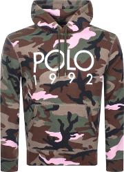 Pullover Camouflage Hoodie