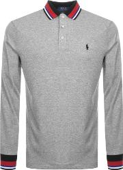 Slim Fit Tipped Polo T Shirt