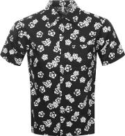 Replay Short Sleeved Floral Shirt