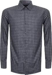 Long Sleeved Shoredi Checked Shirt