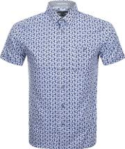 Short Sleeved Petalz Shirt